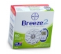 Bayer Ascensia Breeze2 Diabetic Test Strips - 50 Strips
