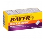 Bayer Back & Body Extra Strength Coated Caplets - 24ct