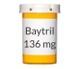 Baytril 136mg Taste Tablets