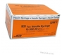 "BD Ultrafine Insulin Syringe 29 Gauge, 1cc, 1/2"" Needle - 200 Count"