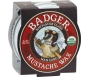 Badger Man Care Mustache Wax - .75oz Tin