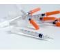"BD Luer Lok Syringe, 23 Gauge, 3ml, 1"" TW IM Needle - 100ct Box"
