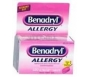Benadryl Ultratab 100ct