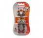 Bic Hybrid Advance Razors- 1 Razor   6 Cartridges