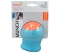 Boon Munch Snack Container Blue/Orange 8oz