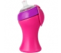 Boon Swig Tall Spout Top Sippy Cup Purple/Pink 10oz