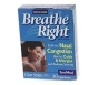 Breathe Right Strip Clear Small/Medium - 30