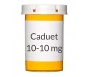 Caduet 10-10mg Tablets