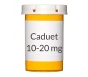 Caduet 10-20mg Tablets, 30 Count Bottle