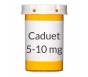 Caduet 5-10mg Tablets, 30 Count Bottle