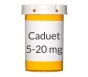 Caduet 5-20mg Tablets, 30 Count Bottle