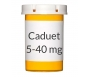Caduet 5-40mg Tablets, 30 Count Bottle
