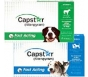 Capstar Flea Treatment Tablets (For Dogs and Cats 2-25lbs) - 60 Count Bottle(Blue)