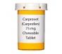 Carprovet (Carprofen) 75 mg Chewable Tablet