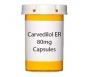 Carvedilol ER 80mg Capsules