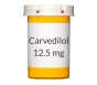 Carvedilol 12.5mg Tablets
