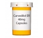 Carvedilol ER 40mg Capsules