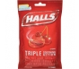 Halls Mentho-Lyptus Advanced Vapor Action Cherry - 30ct