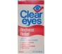 Clear Eyes Drops 1oz