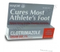 Clotrimazole Antifungal Cream - 1 oz.