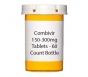 Combivir 150-300 mg Tablets - 60 Count Bottle