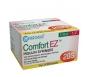 "Clever Choice ComfortEZ Insulin Syringes 28 Gauge, 1/2cc, 1/2"", 100ct"