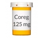 Coreg 3.125mg Tablets