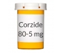 Corzide 80-5mg Tablets