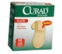 Curad Bandages Plastic Regular Size  80ct