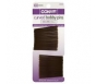 Conair® Styling Essentials Curved Bobby Pins, Brown, 60ct- 3 Packs