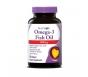 Natrol Omega-3 Fish Oil Lemon 1000 mg - 90 Softgels