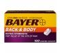 Bayer Back & Body Pain Extra Strength Caplet - 100ct
