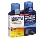 Mucinex Fast-Max 2 Pack Day Time Severe Cold & Night Time Cold & Flu Liquid - 12 fl oz