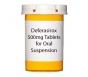 Deferasirox 500mg Tablets for Oral Suspension