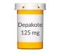 Depakote 125mg Tablets