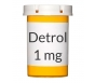 Detrol 1mg Tablets