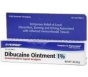 Dibucaine 1% Ointment - 28gm Tube
