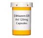 Diltiazem ER A4 120mg Capsules (Tiazac)