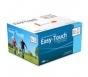 "EasyTouch Insulin Syringe 30 Gauge, .3cc, 1/2"" - 100ct"