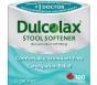 Dulcolax Stool Softener Liquigel- 100ct