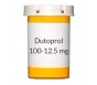 Dutoprol 100-12.5 mg Tablets