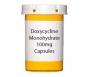 Doxycycline Monohydrate 100mg Capsules