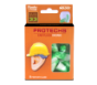 PROTECHS™ Ear Plugs for WORK - 8 pair with case