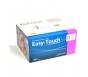 "EasyTouch Insulin Syringe 28 Gauge, .5cc, 1/2"" - 100ct"