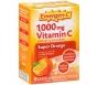 Emergen-C Vitamin C Fizzy Drink Mix Super Orange 1000 mg - 10 Packets