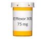 Effexor XR 75mg Capsules