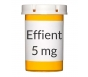 Effient 5mg Tablets