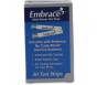 Embrace® Blood Glucose Test Strips- 50ct