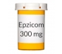 Epzicom 600-300 mg Tablets - 30 Count Bottle