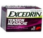 Excedrin Tension Headache Caplet - 24ct